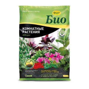 Грунт для комнатных растений ФАСКО БИО 10л
