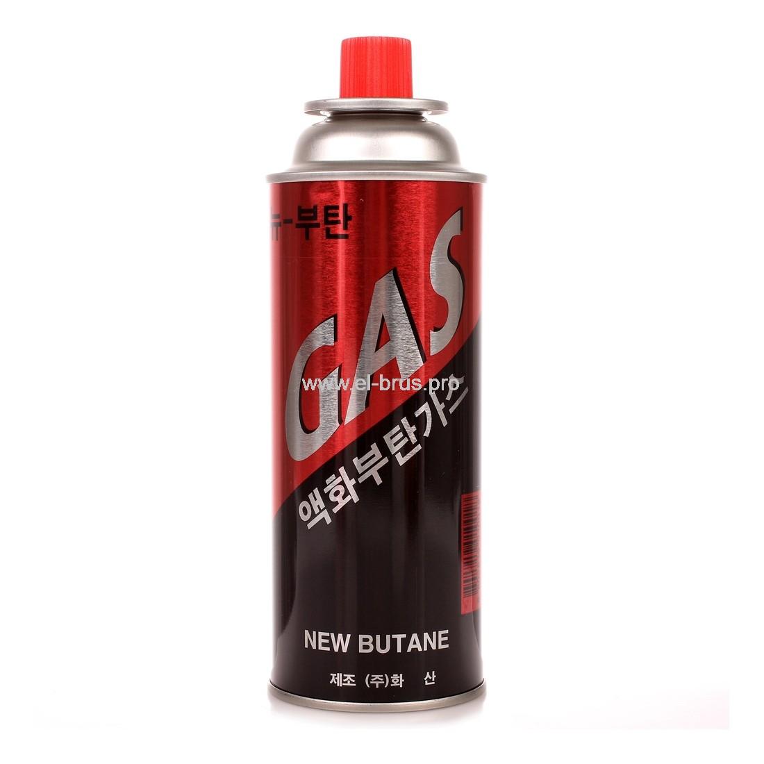 Газ в баллоне цанг. всесезонный SUPER GAS 220г