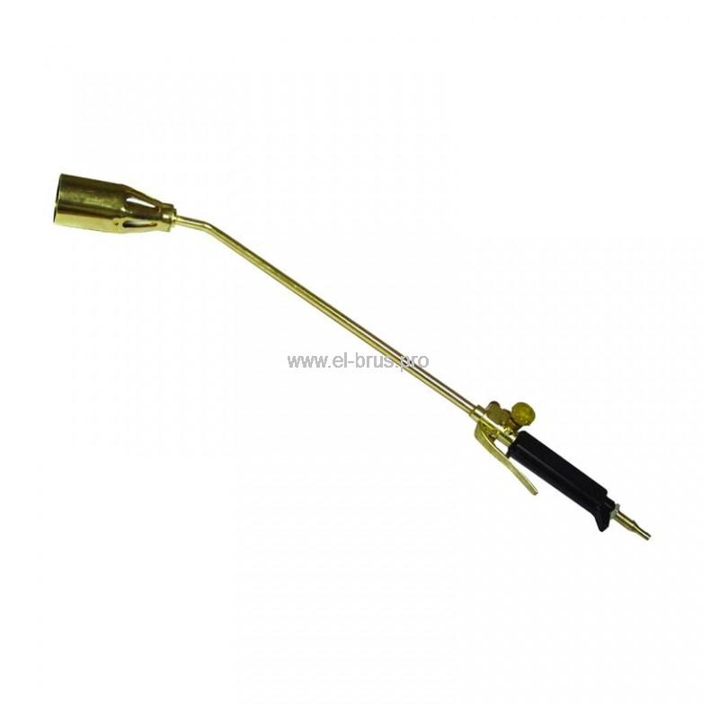 Горелка газовая с регулятором для кровельных работ ГВ-4Р-УК