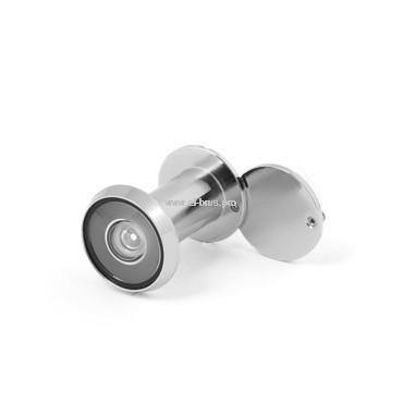 Глазок дверной хром APECS 6016/35-60 CR