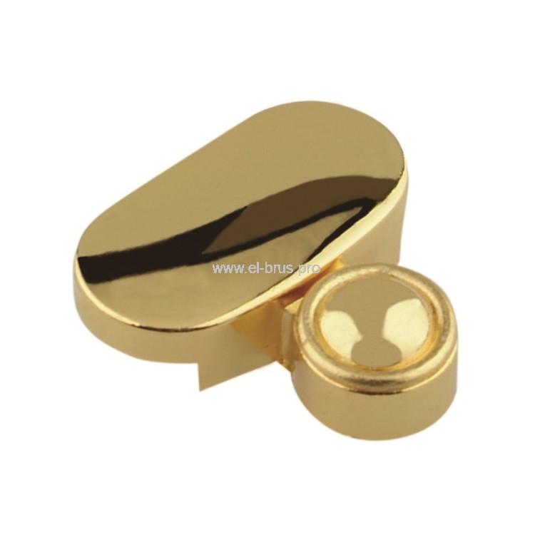 Комплект держателей для зеркала золото TRODOS