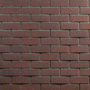 Плитка фасадная обожженный кирпич ТЕХНОНИКОЛЬ Hauberk 1000х250х3,3мм 2м²