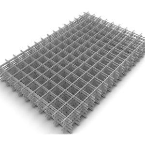 Сетка сварная в картах 100х100х4,0мм 1,0х2,0м