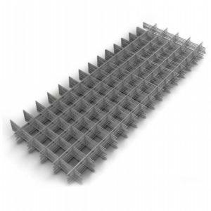 Сетка сварная в картах 150х150х4,0мм 1,0х2,0м