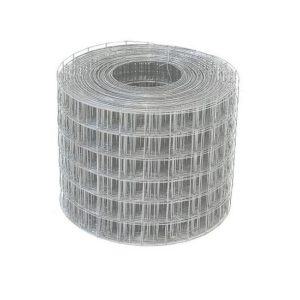 Сетка сварная в рулоне оцинк. 50х50х1,4мм 0,3х50м