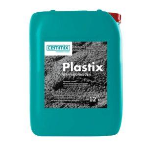 Пластифицирующая добавка для бетона и растворов CEMMIX Plastix 10л