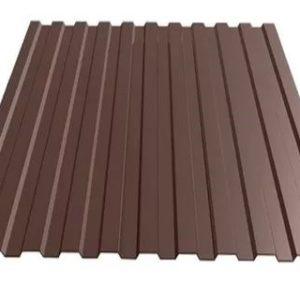 Профлист С-21 шоколад 0,4х1050х2000мм