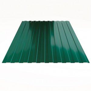 Профлист С-8 зеленый 0,4х1185х2000мм