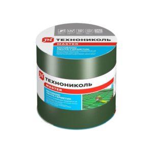 Лента-герметик зеленая 100ммх10м NICOBAND