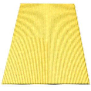 Подложка рифленая желтый ТЕПЛЫЙ 1000х500х3мм 5м²