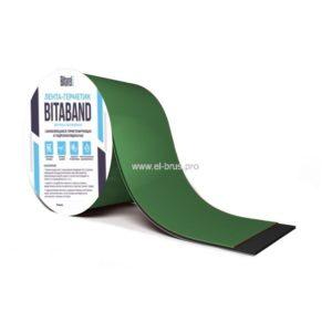 Лента-герметик зеленая 100ммх3м BITABAND