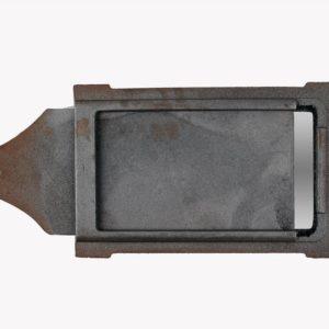 Задвижка печная 3В-3 БЛМЗ