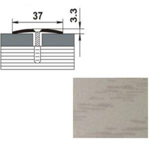Профиль стыкоперекрывающий ПС03.1350.R174 БЕРЕЗА 37мм