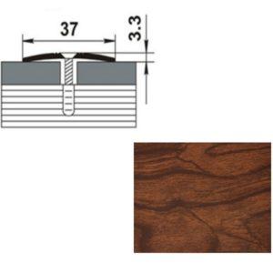 Профиль стыкоперекрывающий ПС03.1350.093 МЕРБАУ 37мм