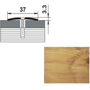 Профиль стыкоперекрывающий ПС03.900.081 СОСНА 37мм
