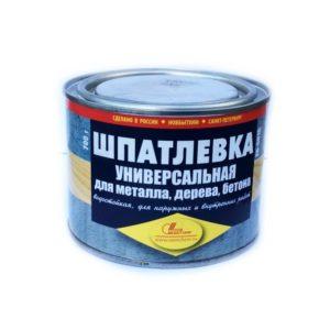 Шпатлевка универсальная НОВБЫТХИМ ХВ-0016 700г