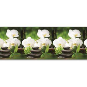 Фартук кухонный ПВХ орхидеи 3000х600х1,0мм