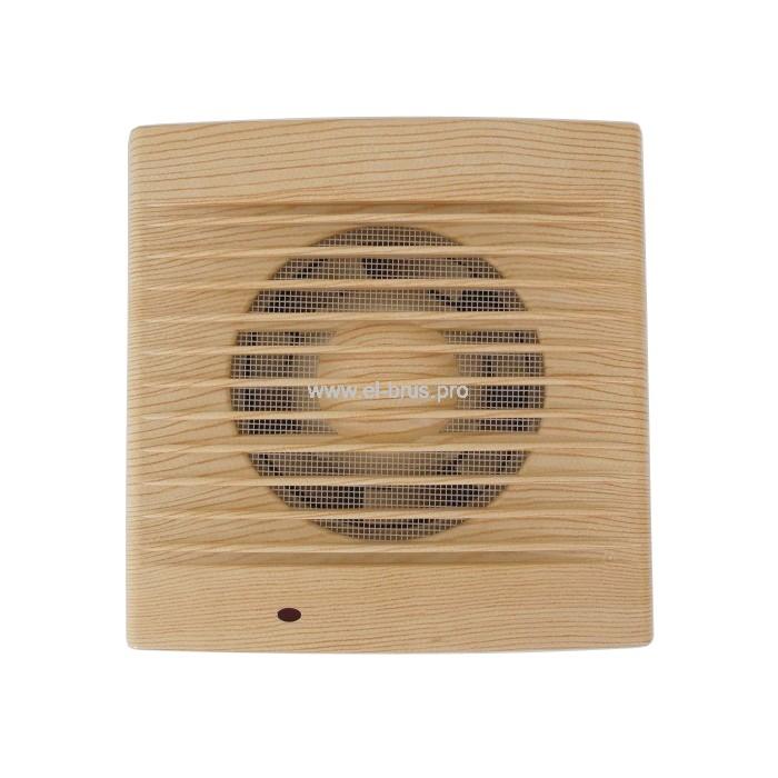 Вентилятор бытовой настенный сосна TDM Эко 100C Ø100мм