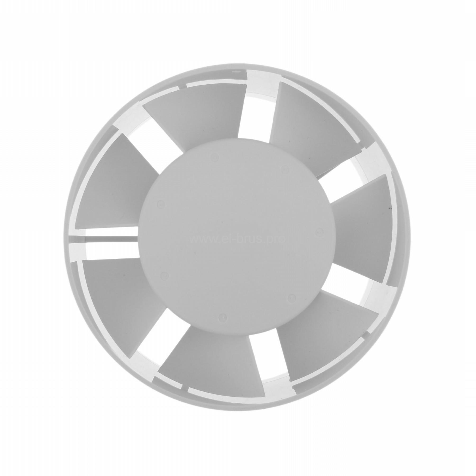 Вентилятор осевой канальный приточно-вытяжной ERA Profit 4 Ø100мм