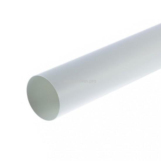 Воздуховод круглый ПВХ ERA Ø125мм L=1,5м