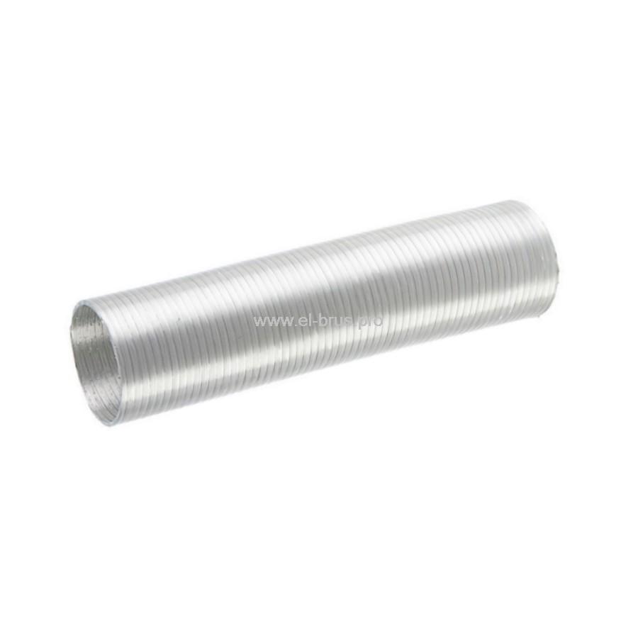 Воздуховод гибкий алюминиевый гофрированный ERA Ø140мм