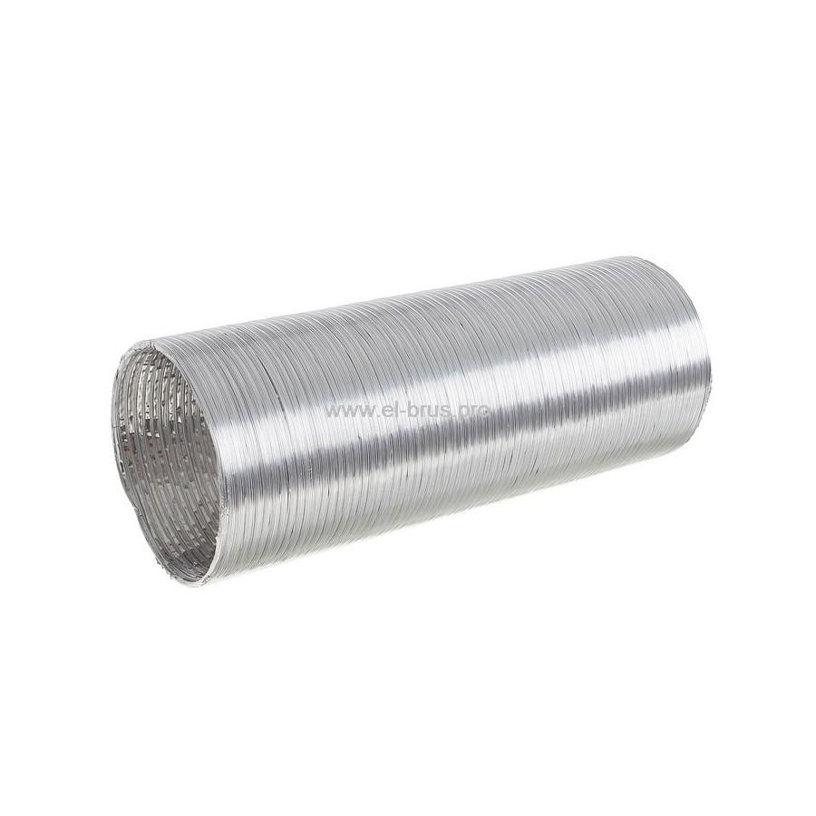 Воздуховод гибкий алюминиевый гофрированный ERA Ø315мм